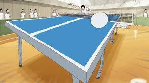 dessin tennis de table